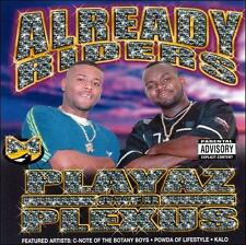 Already Riders: Players Over Plexus  Audio Cassette