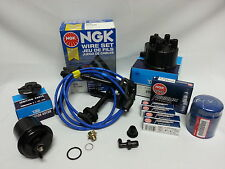 **1996-2000 Honda Civic CX DX LX EX 1.6L Tune Up Kit (NGK Iridium IX Plugs)