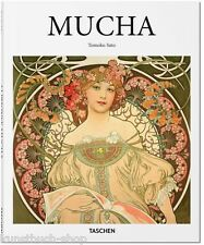 Fachbuch Alfons Mucha, Der Künstler als Visionär, Art Nouveau, HARDCOVER, NEU