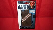 Star Wars Chewbacca Collector Case for iPhone 4/4S NEW SEALED
