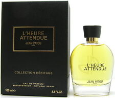 JEAN PATOU L Heure Attendue Collection Heritage 100 ml EDP Spray