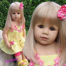 Masterpiece Julia  Blonde, Blue Eyes ,Monika Levenig Vinyl, Ball-jointed Doll