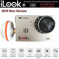Walkera iLook+ HD 1080P 60FPS 12MP Wide Angle 5.8G FPV Aerial Photography Camera