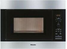 """Miele M8260-1SS 24"""" Stainless Built in Microwave Oven NIB #7006"""