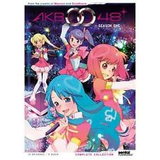 AKB0048: Season One 1 Complete Collection (DVD, 2013, 3-Disc Set)
