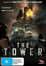 The Tower (DVD, 2013)-REGION 4 - Brand new-Free postage