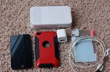 Apple iPod touch 4th Generation Black (32GB) AS IS
