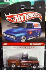 2009 Hot Wheels Delivery Center Line 1956 Flashsider Combine Shipping