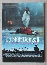 CP DU FILM - LA NUIT BENGALI - DE N KLOTZ - NUGERON 46 *
