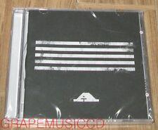 BIGBANG MADE SERIES A BLACK VERSION K-POP CD + PHOTOCARD & FOLDED POSTER SEALED