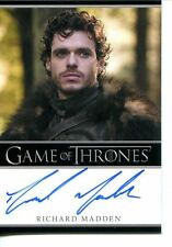 Richard Madden ++ Autogramm ++ Game of Thrones ++ Chatroom ++