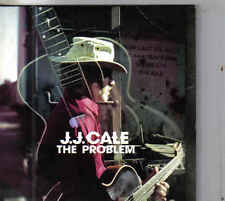 JJ Cale-The Problem Promo cd single