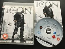 Def Jam Icon  SONY PS3 Playstation 3   R2  PAL