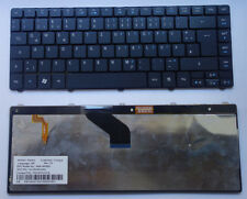 Teclado acer aspire 3810 3810t 3820 3820t 3820t 4810 4810t LED retroiluminada Keyboard