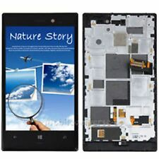"LCD Touch Digitizer Full Assembly + Frame For Nokia Lumia 928  "" OEM PART"" new"
