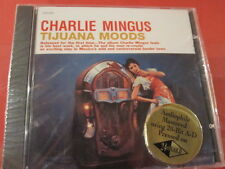 "LSPCD-2533 CHARLIE MINGUS ""TIJUANA MOODS""(CLASSIC-RECORD-GOLD-CD/FACTORY SEALED)"