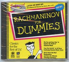 RACHMANINOV 1996 CD Symphonic Dances Piano Concerto SEALED Rachmaninoff