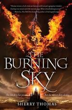 The Burning Sky (Elemental Trilogy)