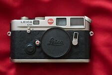 Leica M6 Titanium Boxed Like New condition