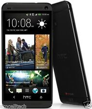 HTC One M7 PN07120 AT&T LTE Android 4.1 32GB Smartphone Black in Good Condition