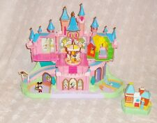 Polly Pocket Disney château sonore Mickey +figurine Mickey (25x32cm)