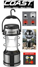 COAST EAL17 LED 4-Mode 460 Lumens White & Red Lantern Camping Torch Light Lamp