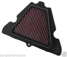 Kn air filter (KA-1111) Para Kawasaki Z1000 2011 - 2015