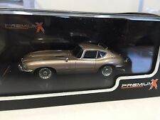 Jaguar E-Type Loewy 1966 1:43 IXO MODEL CAR LIMITED EDITION-PR0243