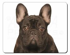 Black French Bulldog Computer Mouse Mat Christmas Gift Idea, AD-FBD3M