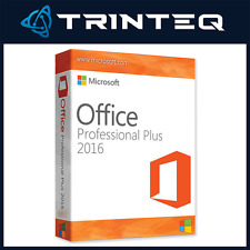 Microsoft Office Professional Pro Plus 2016 Digital Licence 1 PC Multi-Language