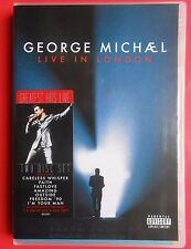 2 dvd george michael live in london careless whisper freedom jesus to a child gq