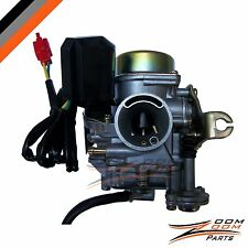 20mm Carburetor Yerf Dogg Dog 50 49cc 50cc Moped Scooter 4 Stroke Carb NEW