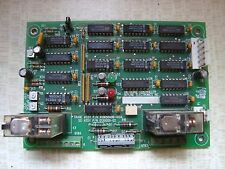 TRANE OIL LEVEL CONTROLLER BOARD MODEL: X13650406-410A SEI MODEL: 0130009-02