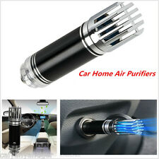 1pcs Mini Car Oxygen Bar Mini Fresh Air Purifier Ionic Ozone Ionizer Cleaner