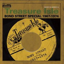 Treasure Isle - Bond Street Special 1967-74 NEW CD £9.99 VOICE OF JAMAICA