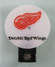 Detroit Red Wings NHL Hockey AUTOMATIC Night Light (Great Buy)