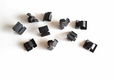 10X Bonnet HOOD Liner trim clips FOR FIAT VARIOUS MODELS OE 46804433 REPLACEMENT