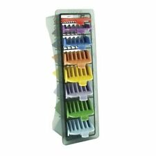 WAHL COLOUR GUARD ATTACHMENT COMB SET 1-8 - CADDY COMES IN SIZE 1-8