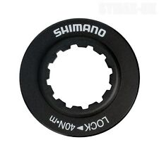 Shimano Centerlock Rotor Lock-Ring for Deore XT / XTR Rotors,  fits 9mm QR Hubs