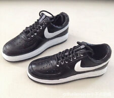 """1/6 scale NIKEAIR BLACK Sport Sneaker Basketball shoes fit 12"""" figure body toys"""