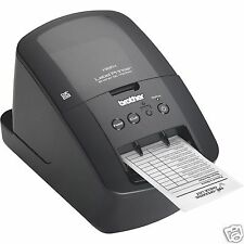 Brother QL-720NW High-Speed Label Printer with Built-in Ethernet and Wireless