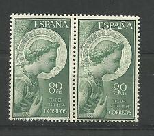 SPAIN  ESPAÑA  1956  ARCANGEL SAN GABRIEL.**  EDIFIL 1195. COMPLETA.MNH