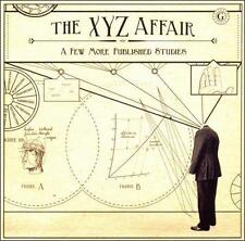 A Few More Published Studies by The XYZ Affair [CD 094922655479] Brand New