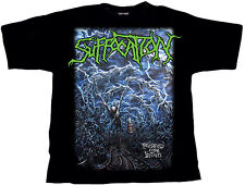 Suffocation - Pierced from Within - T-Shirt - Größe Size XXL - Neu