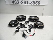 LEXUS RX350 10-12 SPEAKER SYSTEM SET OF 9 AUDIO RADIO SOUND SYSTEM OEM