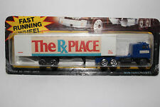"""Yatming Zee Toys Road Champs """"RX Place Drug Stores"""" Semi Truck Blister Pack"""