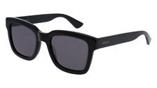 GUCCI Sunglasses Square Men GG0001S 001 Black [100% AUTHENTIC]