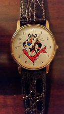1989 VINTAGE TONY THE TIGER WATCH *** NEVER WORN ***