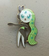 Pokemon Mythical Collection Meloetta Pin ONLY! New! Free Shipping!