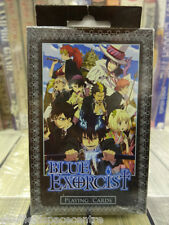 Blue Exorcist Anime & Manga Official Playing Cards